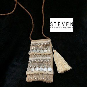 Steven by Steve Madden Phone Pouch with Long Strap